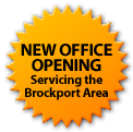 New Brockport Office